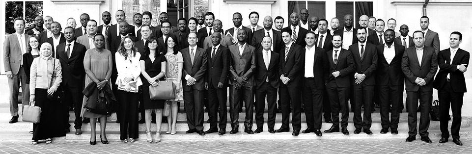 Photo de groupe Institut Choiseul