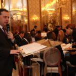 Discours de Pascal Lorot - Hôtel Plaza Athénée