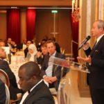 Discours de Naguib Sawiris - Hôtel Plaza Athénée