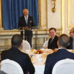 Discours de Laurent Fabius - Ministère des Affaires étrangères
