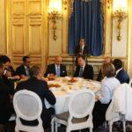 Discours d'Hisham El Khazindar - Ministère des Affaires étrangères